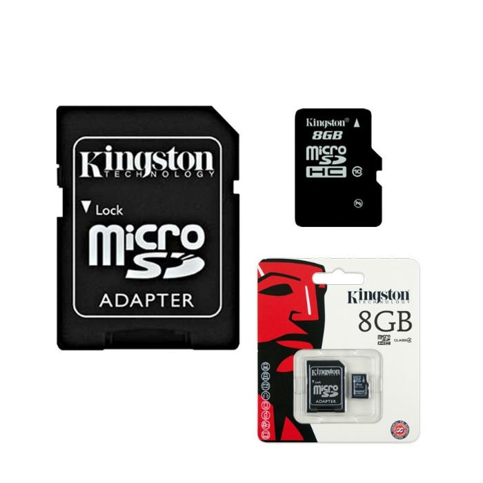 memoria micro sd gb kingston adaptador en blister  MLA  F